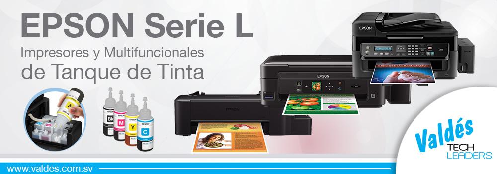 Serie L Epson by Valdés
