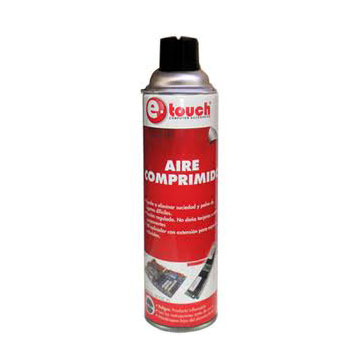 Spray Aire Comprimido E-TOUCH