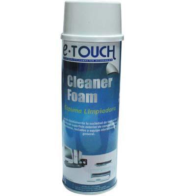 Spray Espuma Limpieza Externa E-TOUCH
