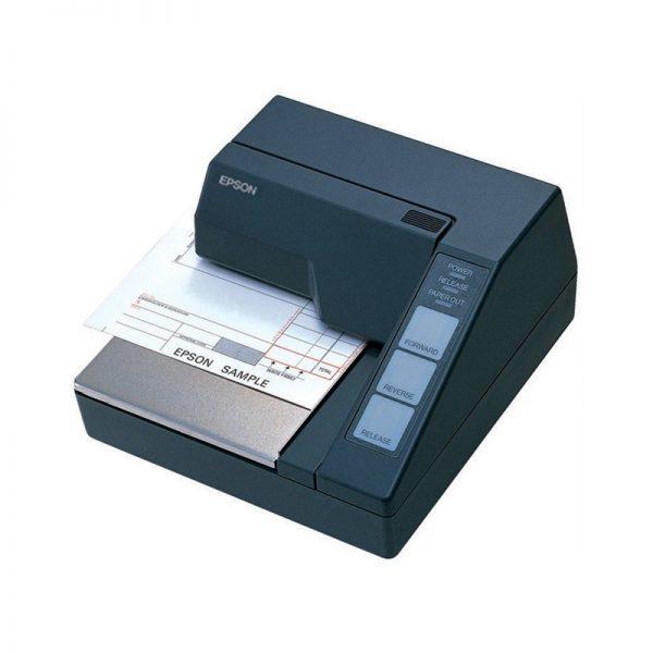 Impresor EPSON TM-U295 Serial Negra