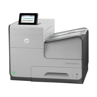HP Officejet Enterprise Color MFP X555dn