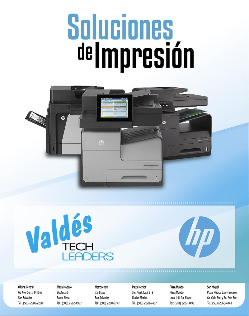 Soluciones de Impresión by Valdés