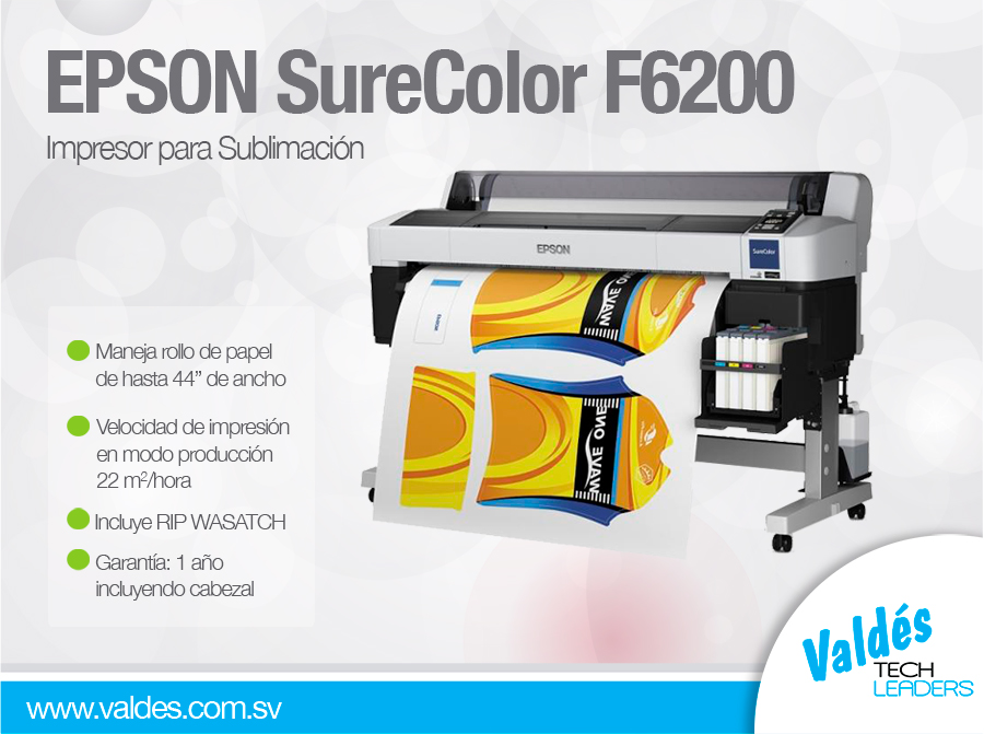 EPSON-SC-F6200 by Valdés
