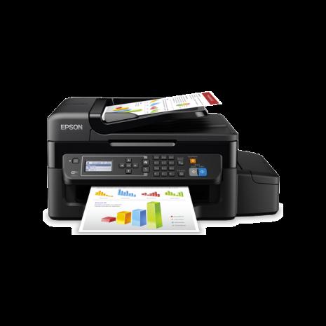 EPSON L575 con iPrint y Fax