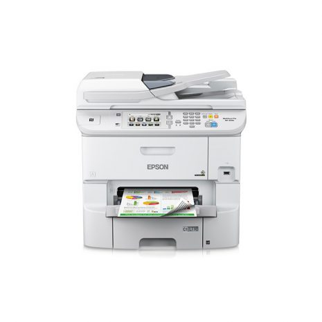 EPSON WorkForce Pro WF-6590 – Duplex