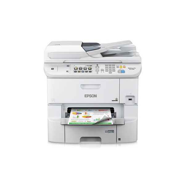 Multifuncional de Tanque EPSON WorkForce Pro WF-6590