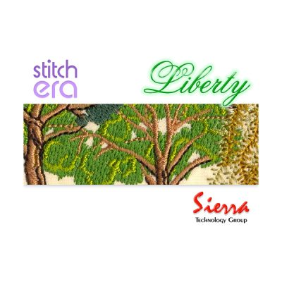 Software de Bordado SIERRA Stitch Era Liberty