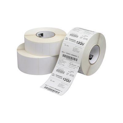 4 Rollos de 1,000 Labels – ZEBRA 2000T
