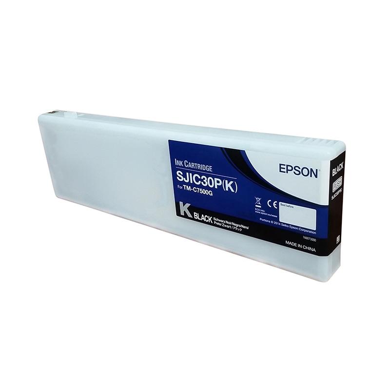 Cartucho NEGRO para EPSON TM-C7500