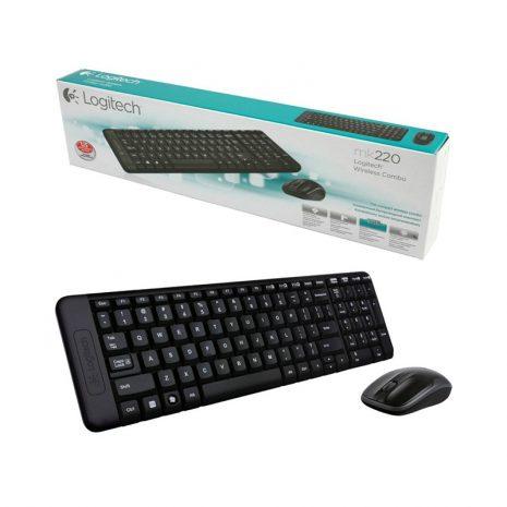 Kit de Mouse + Teclado