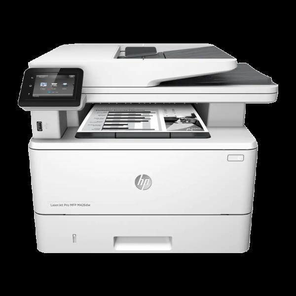 Multifuncional HP LaserJet Pro M426dw