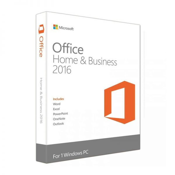 Microsoft OFFICE 2016 32/64 Home & Business