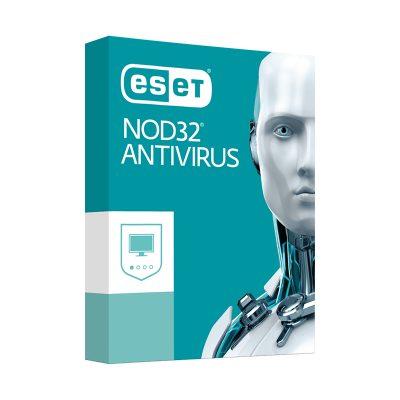 ESET NOD32 Antivirus Hogar y PYME 5 PCs