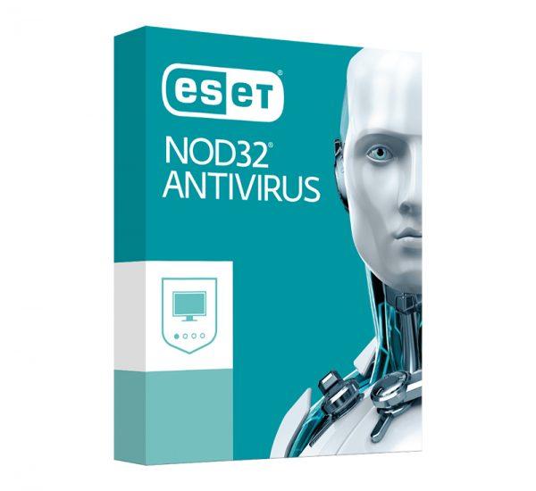 ESET NOD32 ANTIVIRUS MAESTRO/ESTUDIANTE 1 AÑO