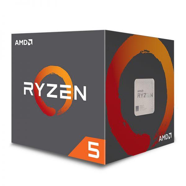 Procesador AMD RYZEN 5 1600 YD1600BBAEBOX
