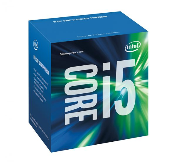Procesador INTEL Core i5-7500 - 4 Core - 3.40 GHz