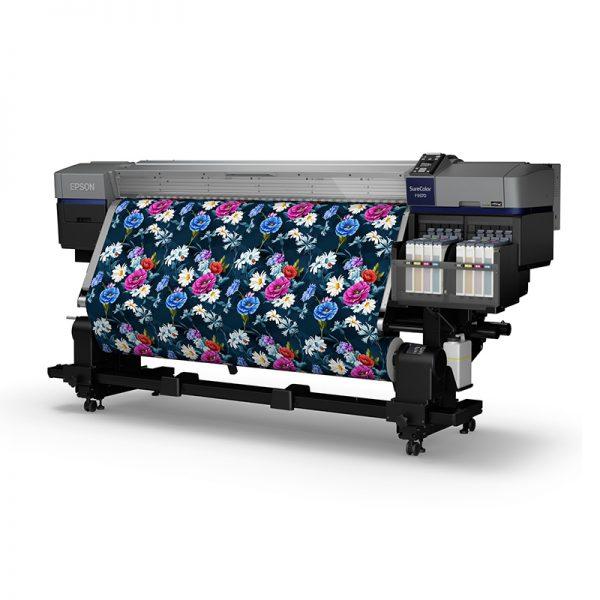 """Impresor EPSON SureColor F9370 de Sublimación - 64"""""""