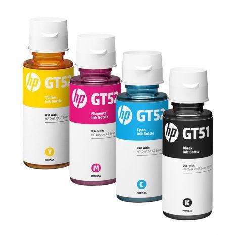 Botella de tinta para HP GT 5810/5820