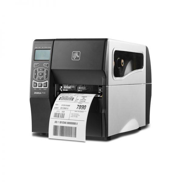 "Impresor Térmico ZEBRA ZT230 - 4"" - 203dpi - USB/Serial"