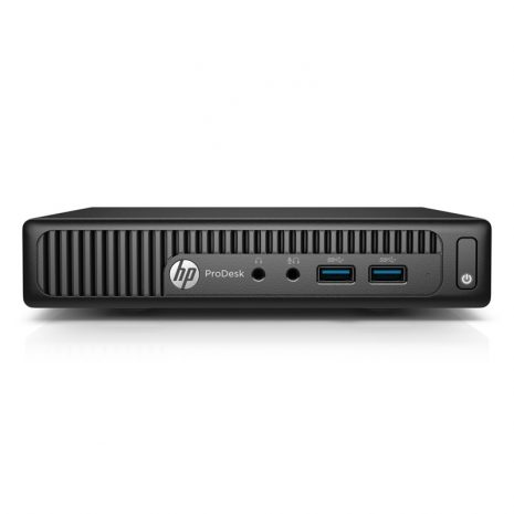HP Desktop Mini 400 G2 – Core i3 6100T