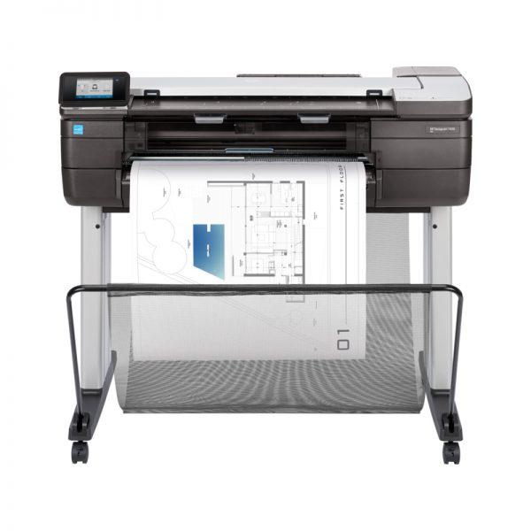 "Multifuncional HP DesignJet T830 de 24"""