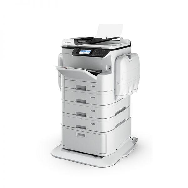 Multifuncional Business InkJet EPSON WorkForce WF-C869R A3