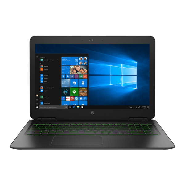 "Notebook HP Pavilion 15-bc401la - 15.6"" - i5-8300H - 8GB - 1TB - GTX 1050 4GB"