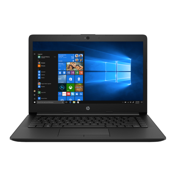 "Notebook HP Pavilion 14-ck0001la - 14"" - Celeron N4000 - 4GB - 500GB"