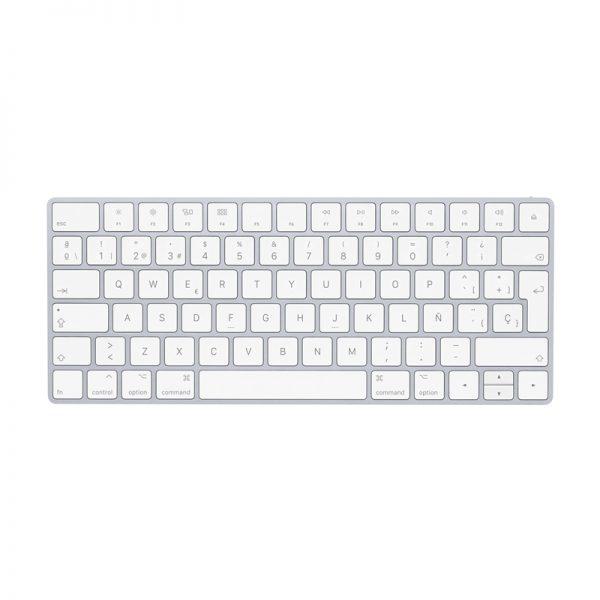 Teclado Español APPLE Magic Keyboard 2 - Wireless - Lightning Interface