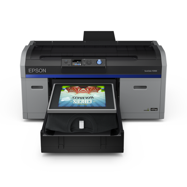 Impresor EPSON SureColor F2100 - Direct To Garment
