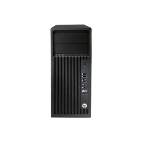 HP Z240 Workstation Tower i7-7700 3.6Ghz