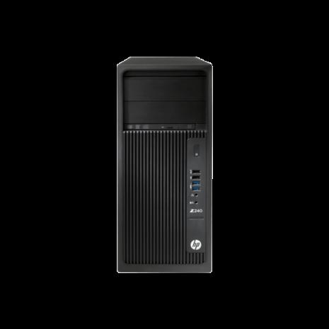 HP Z240 Workstation Tower i7-7700 3.6Ghz