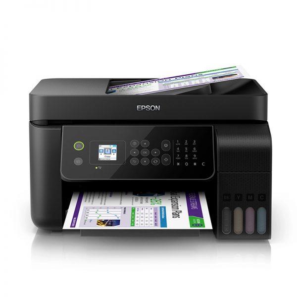 Multifuncional de Tanque EPSON L5190 con iPrint y Fax