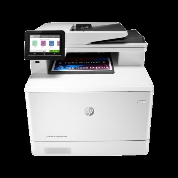 Multifuncional HP Color LaserJet Pro M479fdw