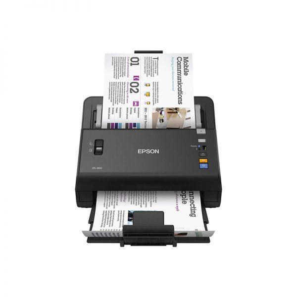 Escaner Formato A4 EPSON WorkForce DS-860