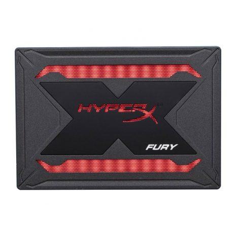 Unidad Estado Sólido HyperX Fury RGB – 480GB