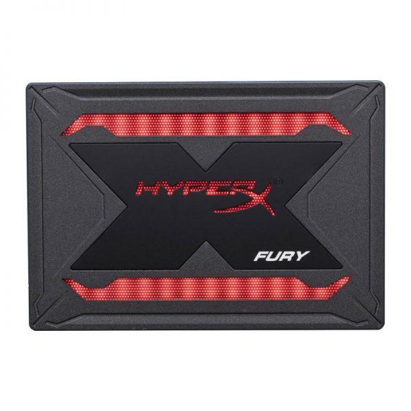 Unidad Estado Sólido HyperX Fury RGB - 480GB