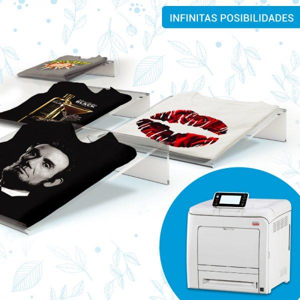 Servicio de Impresión en UNINET iColor - tamaño A4