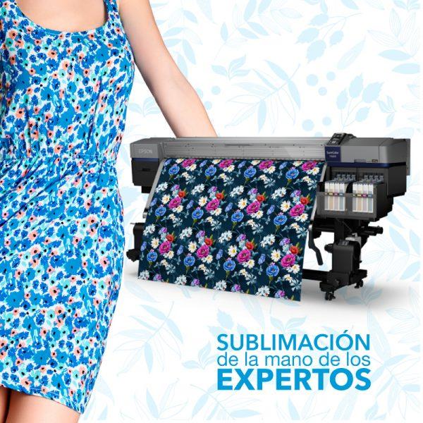 Servicio de Impresión Sublimación