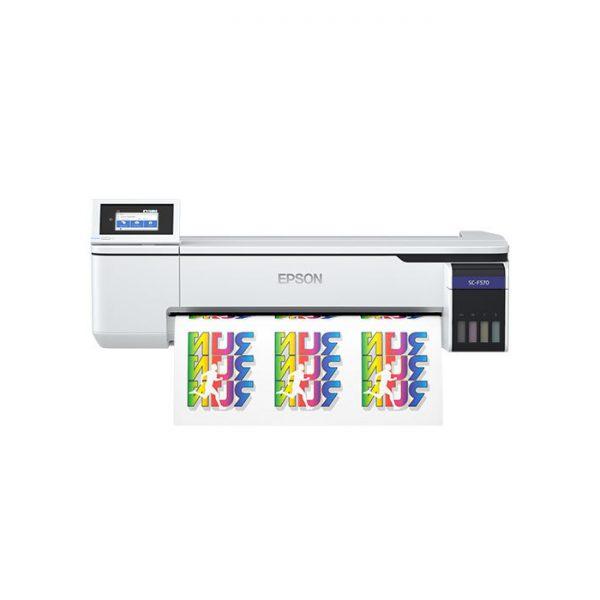 """Impresor EPSON SureColor F570 de Sublimación - 24"""""""