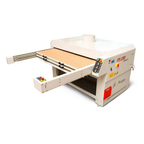 Plancha para Sublimación METALNOX PTS 12000 Smart