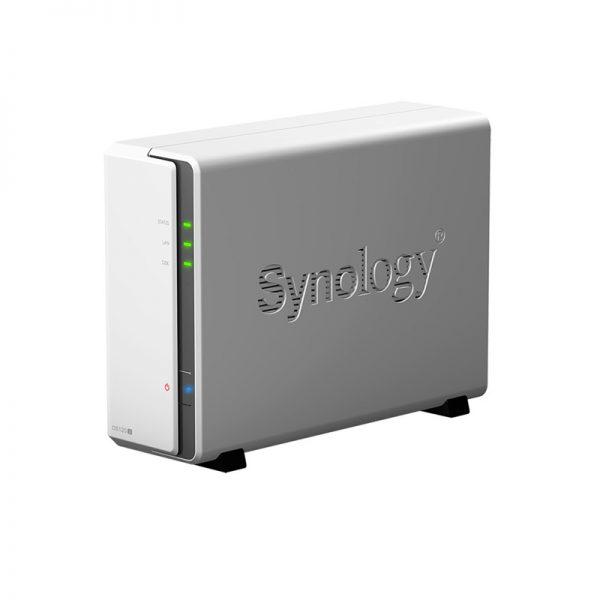 NAS Server SYNOLOGY DS120j - 1 Bay para disco (disco no incluído)