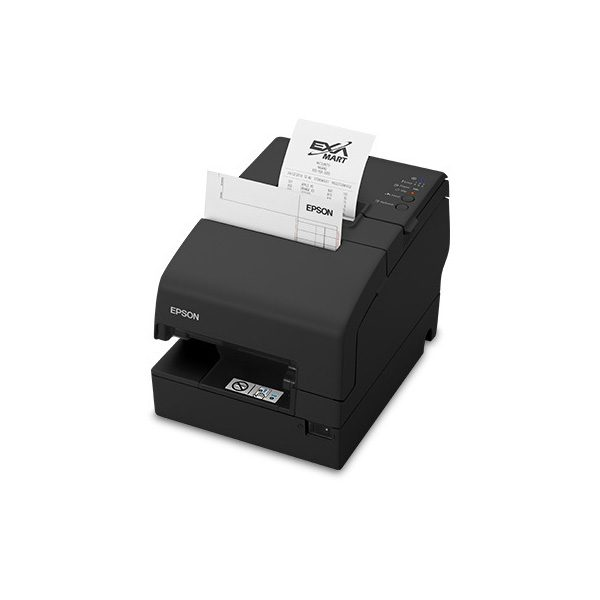 Impresor EPSON TM-H6000V Negra USB/Ethernet/Serial - Drop in Validation