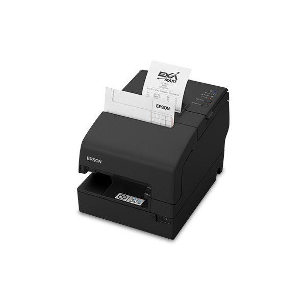 Impresor EPSON TM-H6000V Negra USB/Ethernet/Serial - Drop in Validation