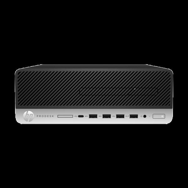 Computador HP ProDesk 600 G4 SFF i7-8700 3.2 Ghz - Windows 10 Pro