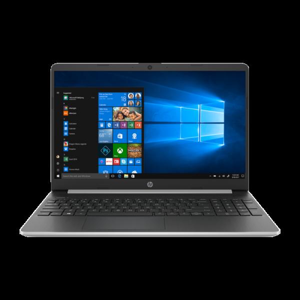 "Notebook HP 15-DY1076NR - Intel Core i5-1035 - 8GB - 256SSD - 15.6"" - Windows 10 - Teclado Inglés"