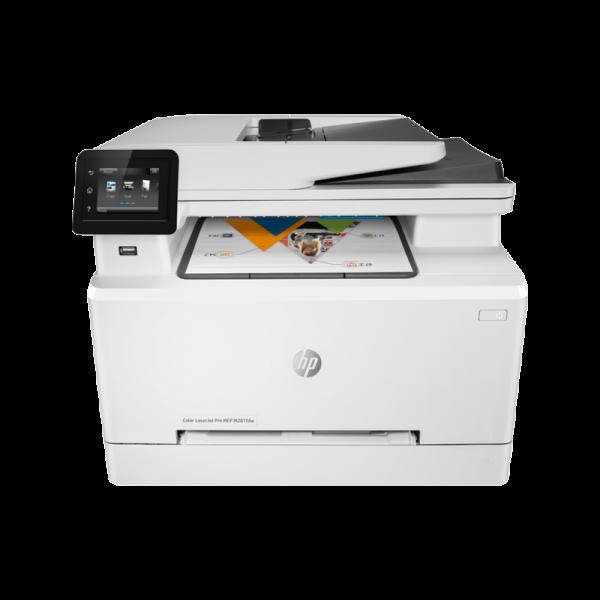 Multifuncional HP LaserJet Pro M281fdw