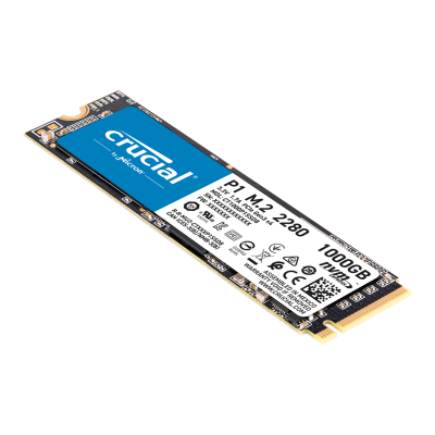 CRUCIAL SSD 1TB P1 3D NAND NVME PCIE M.2