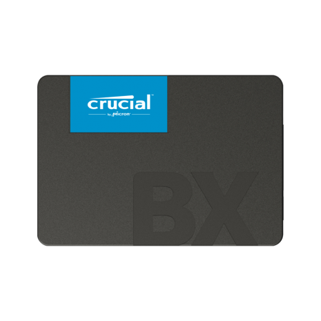 CRUCIAL SSD BX500 480GB 3D NAND SATA 2.5″