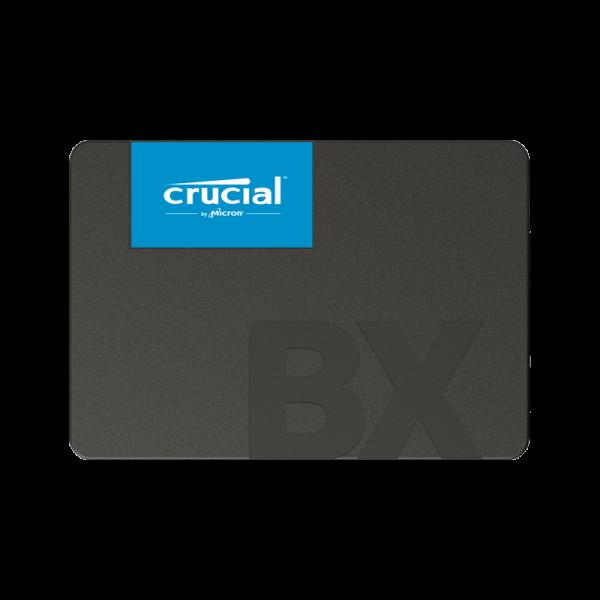 "Unidad Estado Solido CRUCIAL BX500 480GB 3D NAND SATA 2.5"" SSD"